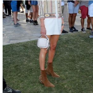 Kate Bosworth x Matisse Carlotte Suede Star Boots
